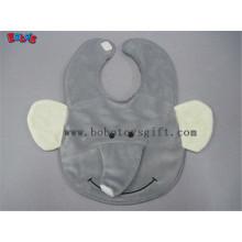 """13 """"Unique Baby Geschenke Plüsch Grey Elephant Baby Lätzchen"""