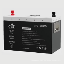 Factory Selling 4000 Cycle Times Lifepo4 Lithium Ion Battery Solar 50Ah 150Ah 200Ah 12V Lithium Battery Xm1