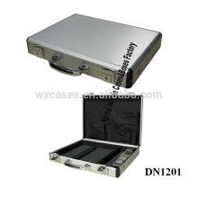 caja de aluminio fuerte del ordenador portátil de fábrica de China