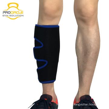 Neue Design-elastische schützende Bein-Hülsen-Kalb-Unterstützung