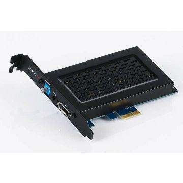 PCI-e cartão interno HDD RAID express