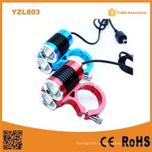 Yzl803 Профессиональный Xml T6 Водонепроницаемый велосипед передний свет Мощность велосипед свет
