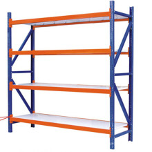 New Middle Duty Warehouse Shelving Removable Post