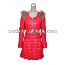 red women down jackets