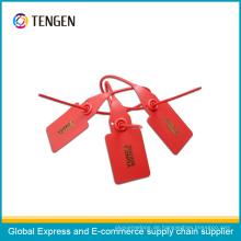 Hohe Qualität Sicherheits Pull Tight Kunststoffdichtung Typ 10
