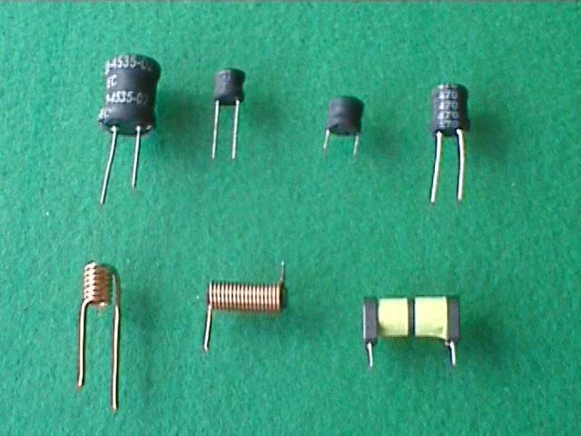 Drum core inductor