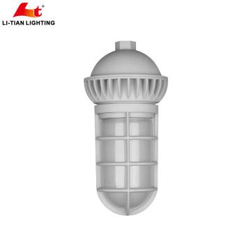 ETL CETL listed 3000K 4000K 5000K ip65 LED vapor tight jelly jar for bridge, tunnels, cold storage, door gate