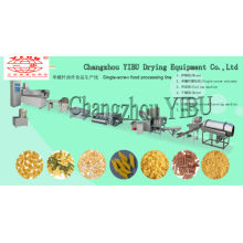The puff snacks food extruder equipment