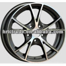 uk 5 twins-spokes privat replica alloy wheel for wholesale