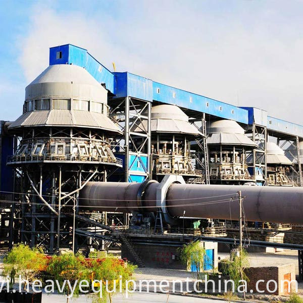Calcium Oxide Making Plant