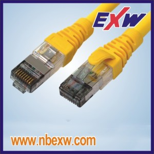 Cat.6A S/FTP Modualr Cord