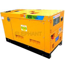 Foton Isuzu Motor 20kw 25kVA Open Frame oder Sound Proof Generator Diesel