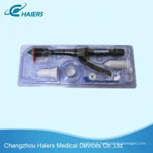 Grampeador de hemorróidas de titânio, médico descartável pph grampeamento hemorróidas