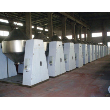 Fiber Material Double Conical Revolving Vacuum Dryer