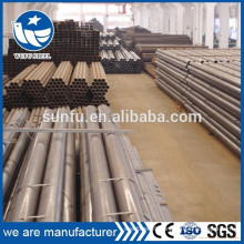 Black A53 HFW steel pipe