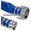 Aluminum quick coupling fitting