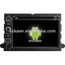 Android System Auto DVD-Player für FORD Expedition mit GPS, Bluetooth, 3G, iPod, Spiele, Dual Zone, Lenkradsteuerung
