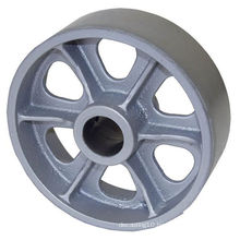 Customized Train Wheels for Machinery Parts