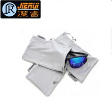 Jierui Factory Microfibre Lunettes de soleil Drawstring Pouch