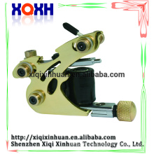 Alloy Handmade Tattoo machine,eyebrow tattoo handpiece for tattoo beignner