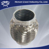 2 Inch Water and Steam Flexible Metal Exhaust SS Hose Bellows Expansion Joint