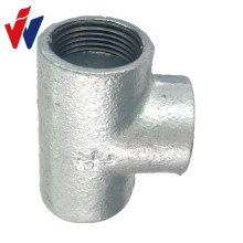 malleable iron fittings plain