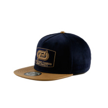 Fashionable winter flat brim hip hop cap