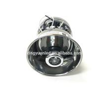HD Sound Quality Elektronische Auto Sirene Feuer Lautsprecher Verstärker 150 Watt Für Vans Motorrad Polizei Lautsprecher