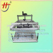 Nouvelle machine à imprimer à courroie et à bouteille cylindrique à simple pression LT-S2.