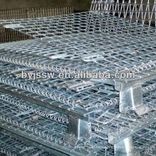 Cesta de malla de alambre de metal de la venta caliente (precio bajo)