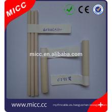 MICC 99% diametre 4mm perlas de calentamiento cerámico de cuatro orificios