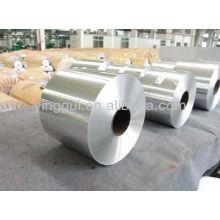 Bobine extrudée en alliage d'aluminium 6061 en rouleau