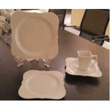 16PCS Table Ware Dinner Set, Mesa de Jantar Set Tableware