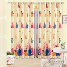 Cortina de la habitación de los cabritos de China, cortina para el cabrito