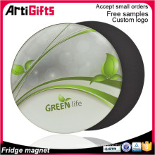 Etiqueta engomada libre del imán del refrigerador del recuerdo del diseño del OEM y del ODM