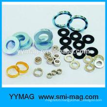 Sinter neodymium Radially Oriented Ring Magnets