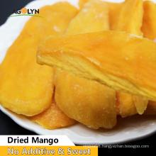 AGOLYN No Additives Natural Sweet Dried Mango Slices