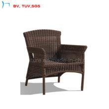 Chaise en métal moderne de vente chaude pour des meubles extérieurs de rotin (GS-330)