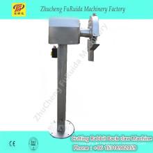 Rabbit Legs Schneidemaschine / Cut The Rabbit Hindpaws / Schlachtung Cutting Machine