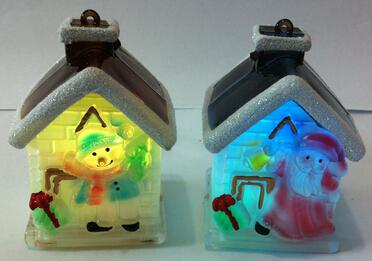 led christmas gifts wholesale/Led Christmas House Gifts