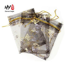 factory wholesale price organza gift bags