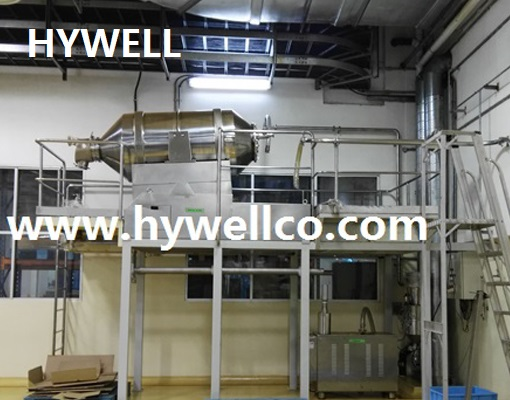 Hywell Supply Mesin Pencampur Farmasi