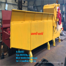 Best Price and High Quality Wood Cutting Shredder Crusher Machine