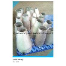 Asme Fittings Sch10s Reductor de tubo soldado de acero inoxidable
