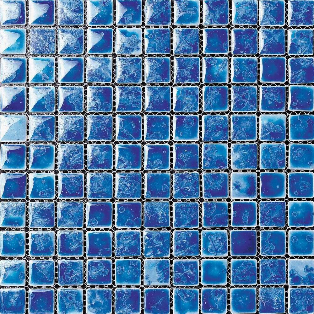 Artistical Glazed Ceramic Mosaic