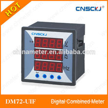 DM72-UIF Digital combined meter with CE made in China