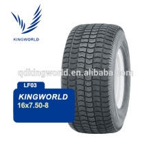 Lawn&garden tire 16*7.50-8 2PR