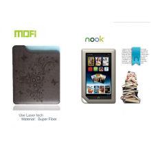 Protective Grey Tablet Super Fiber Mofi Color Nook Covers And Cases, Bags Accessories