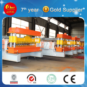 Steel Sheet Roll Forming Machine (HKY-850)