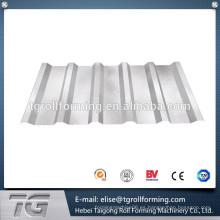 ISO9001 certificada TR 35/200 Trapezoidal Roof & Wall Panel Laminación de la hoja que forma la máquina con precio competitivo